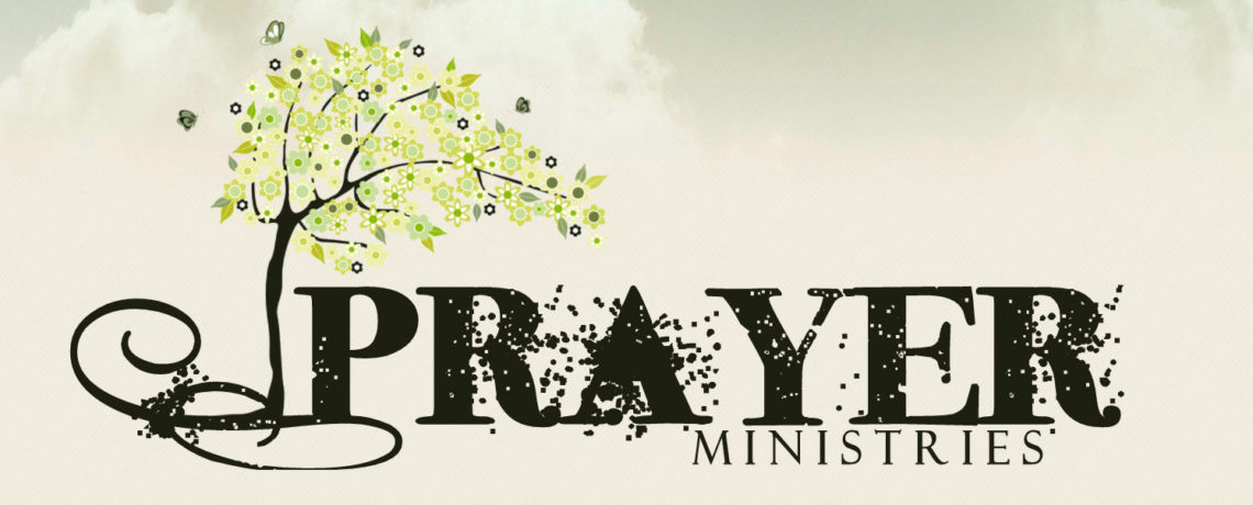 Upcoming dates of the Prayer Ministry