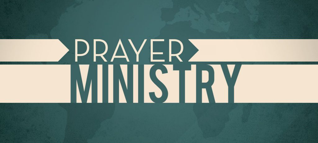 Join the Prayer Ministry!