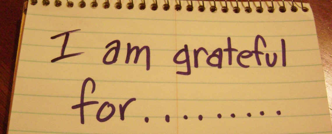 New Sermon Series on Grace & Gratitude continues until Thanksgiving